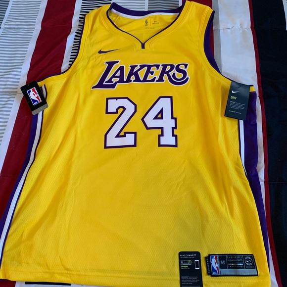 Nike Los Angeles Lakers Kobe Bryant #24